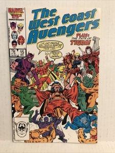 Avengers West Coast #15