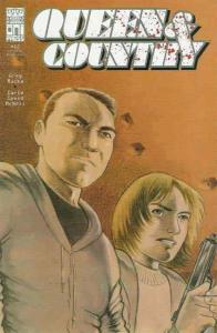 Queen And Country #18 VF/NM; Oni   save on shipping - details inside