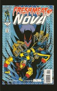 Marvel Comics Nova Vol 1 No 5 May 1994