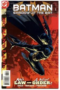 BATMAN: SHADOW OF THE BAT #83 FIRST NEW BATGIRL-1999.
