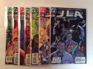 Justice League Of America JLA 51 52 53 54 55 56 60 Near Mint Lot Set Run 1997