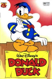 Donald Duck (1940 series) #282, NM (Stock photo)