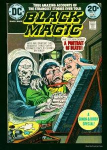 Black Magic #2 VF 8.0 White