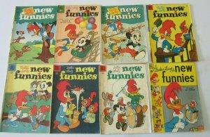 Walter Lantz & Woody Woodpecker comic lot 31 different