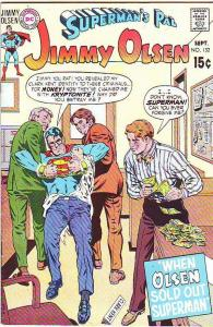 Superman's Pal Jimmy Olsen #132 (Sep-70) VF/NM High-Grade Jimmy Olsen