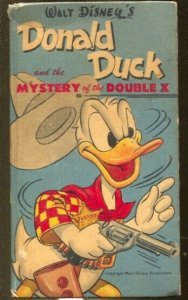 Donald Duck & The Mystery of The Double X #705-10 1949-Carl Barks art-VG/FN