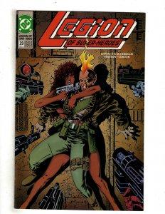 Legion of Super-Heroes #29 (1992) DC Comic Superman Flash OF7