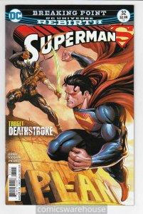 SUPERMAN (2016 DC) #32 NM