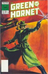 Green Hornet (1989 series) #8, NM- (Stock photo)