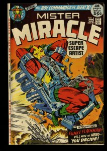 Mister Miracle #6 FN/VF 7.0 1st Female Furies! DC Comics