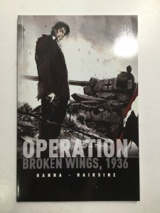 Operation Broken Wings, 1963 Tpb Softcover Sc Near Mint Nm Boom
