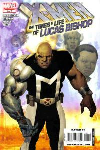 X-Men: The Times & Life of Lucas Bishop #1, NM (Stock photo)