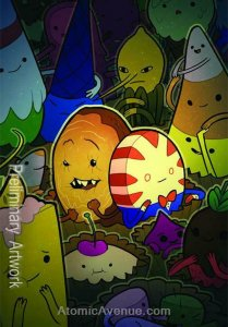 Adventure Time: Candy Capers #2C VF/NM; Boom! | save on shipping - details insid