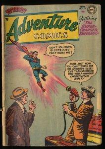 Adventure Comics #194 GD 2.0 DC Superman