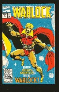 Marvel Comics Warlock Vol 2 No 1 May 1992