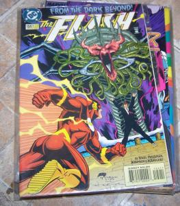 FLASH # 104 aug 1995 dc   wally west   mirror master