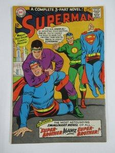 SUPERMAN (1939-1986) 200 G+ Oct 1967