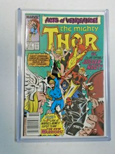 Acts of Vengeance! The Mighty Thor #412 8.0 VF (1989)