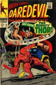 Daredevil #30 (ungraded) stock photo ID# B-10