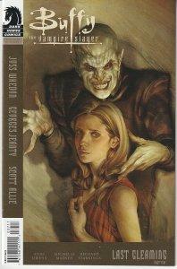 Buffy The Vampire Slayer Season 8 # 37  The Master's Back ! !
