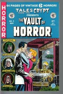 Vault Of Horror-#5-1992- Horror-Russ Cochran EC-Reprint