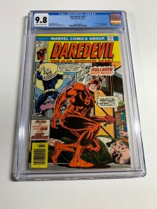 Daredevil 131 Cgc 9.8 Ow/w Pages 1st Bullseye Marvel Bronze Age