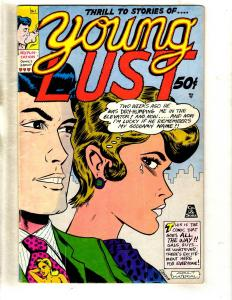 Young Lust # 1 FN Underground Comic Book Print Mint Comix UCWA FM5