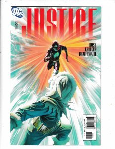 JUSTICE #8  FN/VF   NO RESERVE  Save on shipping