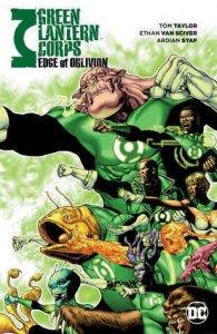 Green Lantern Corps: Edge Of Oblivion TPB #1 VF/NM; DC | save on shipping - deta