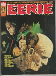 Eerie Magazine #50 (Aug-73) VF/NM High-Grade