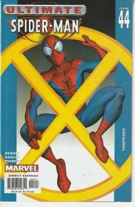 Ultimate Spiderman # 44   Ultimate X-Men !