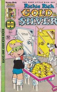 Richie Rich Gold & Silver #15