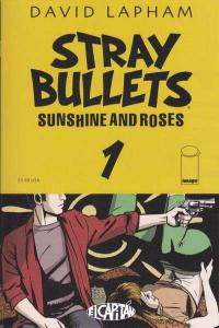 Stray Bullets: Sunshine and Roses #1, NM- (Stock photo)