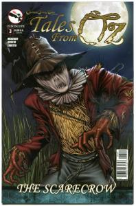 GRIMM FAIRY TALES, TALES From OZ #3 B, NM, Dorothy, 2014, more GFT in our store