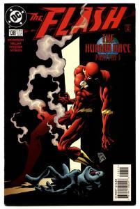 FLASH #138 comic book-First Black Flash appearance-DC 1998