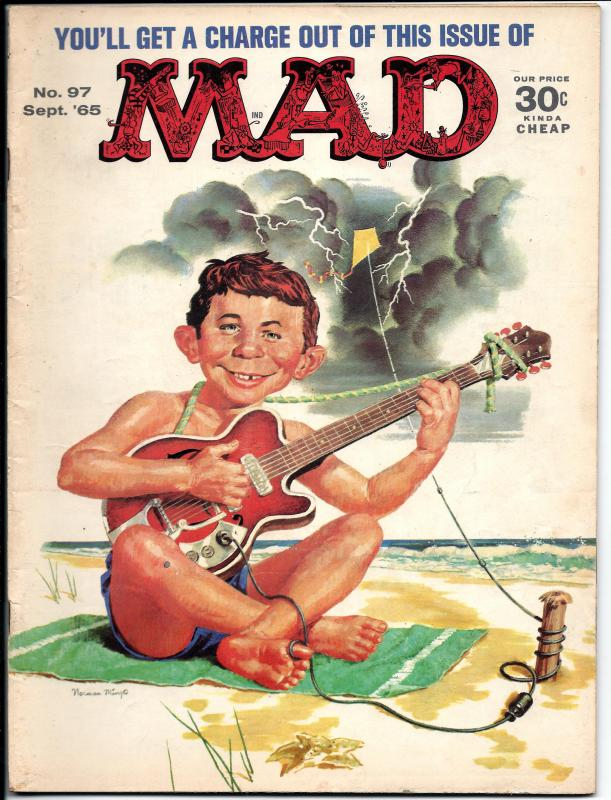 Mad No. 97, Sept, 1965 (F+)
