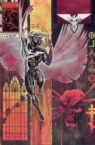 Death Shrike #1 VF/NM; Brainstorm | save on shipping - details inside