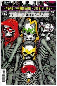 Teen Titans #35 Main Cvr (DC, 2019) NM