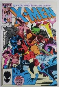 The Uncanny X-Men #193 - Firestar (First Appearance) - High Grade - Marvel 1985