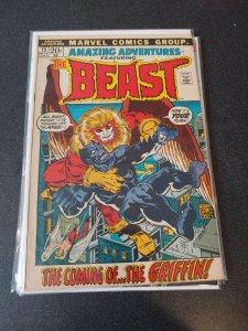 Amazing Adventures #15 (1972)