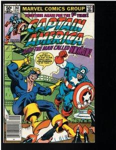 Captain America #261 (Marvel, 1981)