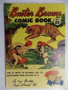 Buster Brown Comic Book #25