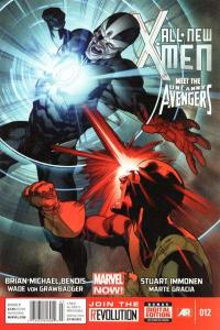 All-New X-Men (2013 series) #12, NM (Stock photo)