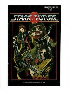 12 Comics Stark Starslayer 25 Supercorps Speed Racer 1 2 38 Rust 3 4 5 6 7 J412