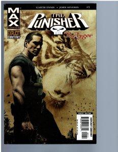 Punisher: The Tyger #1 (2006) NM