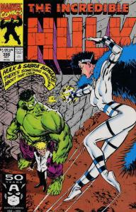 Incredible Hulk, The #386 VF; Marvel | save on shipping - details inside