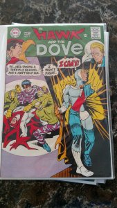 The Hawk and the Dove #1 (Sept 1968,DC) VF/NM