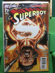 Superboy #3 The New 52