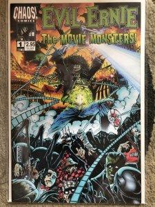 Evil Ernie vs. The Movie Monsters #1 (1997)