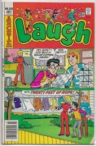 Laugh   vol. 1   #328 FR/GD